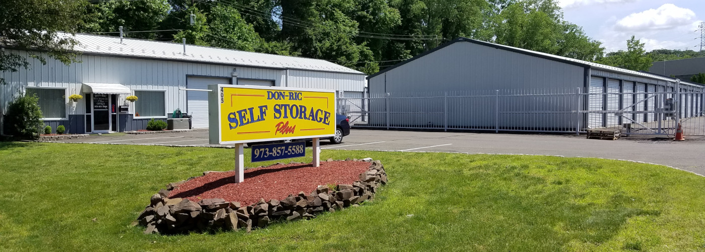 Don Ric Slef Storage Little Falls NJ